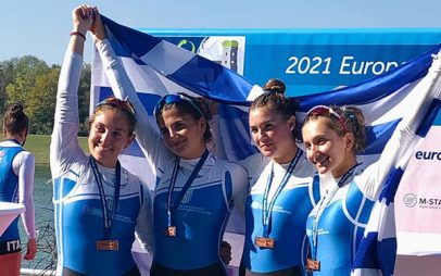 Ναυτικός Όμιλος Κοζάνης: Χάλκινο μετάλλιο για την Μακρυγιάννη Λεμονιά στο Ευρωπαϊκό Πρωτάθλημα εφήβων – νεανίδων