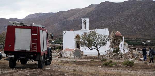Σεισμός στην Κρήτη: Ανησυχία σεισμολόγων – Πιθανότητα 10% να έχουμε έναν ισχυρότερο σεισμό