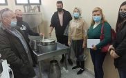 Ξεκίνησαν τα μαθήματα του τμήματος γαλακτοκομίας-τυροκομικής του ΔΙΕΚ Κοζάνης στην Εράτυρα