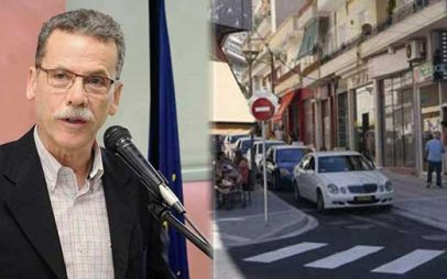 Λάζαρος Μαλούτας: Να μεταφερθεί προσωρινά η πιάτσα των ταξί στην οδό Τσόντζα αντί της Παλαιολόγου