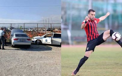 Θρίλερ στη Θεσσαλονίκη: Νεκρός στο αυτοκίνητό του εντοπίστηκε 30χρονος ποδοσφαιριστής
