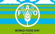 16 Οκτωβρίου: Παγκόσμια Ημέρα Τροφίμων