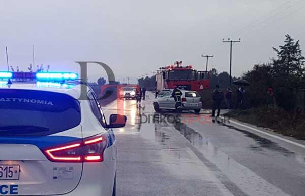 Καστοριά: Σοβαρό τροχαίο στον δρόμο Άργους Ορεστικού-Χιλιοδένδρου – Τραυματίας ένας οδηγός